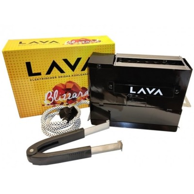 Lava BLIZZARD Electric Hookah Starter