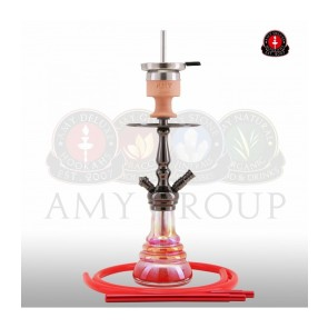 AMY Little Zuri R - Red Shisha