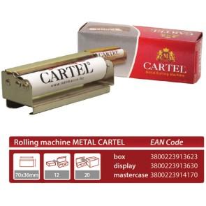 Cartel Rolling Machine Metal