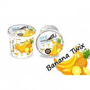 Ice Frutz Gel - 100g - Banana Twix