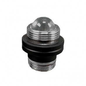Lava Hose Adapter Black - Bottom Part