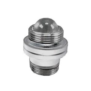 Lava Hose Adapter Silver - Bottom Part