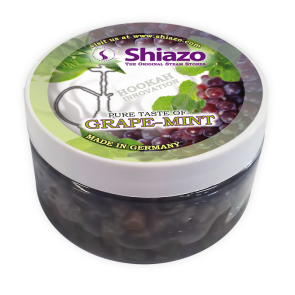 Shiazo Steam Stones - 100g - Grape-Mint