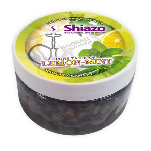 Shiazo Steam Stones - 100g - Lemon Mint