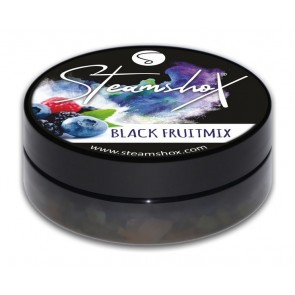 Steamshox Black Fruitmix - 70g (€8,50/100g)